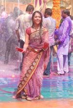 Deepika Samson at Colors Holi bash in Filmcity, Mumbai on 27th Feb 2012 (66).JPG