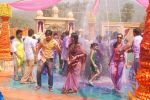 Deepika Samson, Shoaib Ibrahim at Colors Holi bash in Filmcity, Mumbai on 27th Feb 2012 (68).JPG