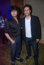 Sonu Nigam at singer Krsna party in Sea Princess on 27th Feb 2012 (7).JPG