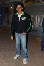 Raj Kalra at Rajan Shahi_s  on the set get together for Jamuna Paar in Andheri on 27th Feb 2011.JPG