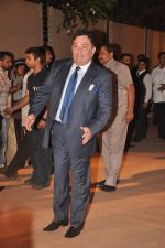 Rishi Kapoor at the Honey Bhagnani wedding reception on 28th Feb 2012 (110).JPG