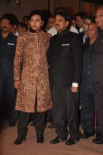 Vilasrao Deshmukh at the Honey Bhagnani wedding reception on 28th Feb 2012 (240).JPG