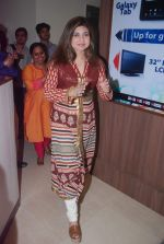 Alka Yagnik at Love is In the air big fm album launch in Big Fm on 1st March 2012 (39).JPG