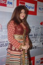 Alka Yagnik at Love is In the air big fm album launch in Big Fm on 1st March 2012 (43).JPG