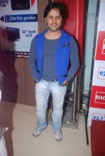 Javed Ali at Love is In the air big fm album launch in Big Fm on 1st March 2012 (26).JPG