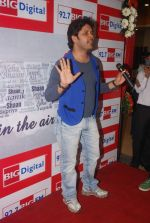 Javed Ali at Love is In the air big fm album launch in Big Fm on 1st March 2012 (28).JPG