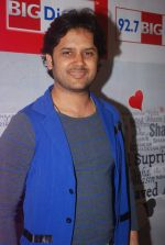 Javed Ali at Love is In the air big fm album launch in Big Fm on 1st March 2012 (31).JPG