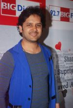 Javed Ali at Love is In the air big fm album launch in Big Fm on 1st March 2012 (30).JPG