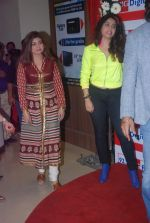 Neha Bhasin, Alka Yagnik at Love is In the air big fm album launch in Big Fm on 1st March 2012 (57).JPG