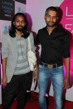 at Lakme fashion week opening bash in Blue Frog on 1st March 2012 (109).JPG