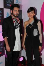 at Lakme fashion week opening bash in Blue Frog on 1st March 2012 (44).JPG