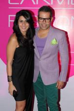 at Lakme fashion week opening bash in Blue Frog on 1st March 2012 (45).JPG