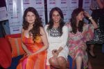 Sangeeta Bijlani, Anita Dongre, Urmila Matondkar at Anita Dongre Show at lakme fashion week 2012 Day 3 in Grand Hyatt, Mumbai on 4th March 2012 (86).JPG