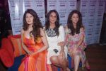 Sangeeta Bijlani, Anita Dongre, Urmila Matondkar at Anita Dongre Show at lakme fashion week 2012 Day 3 in Grand Hyatt, Mumbai on 4th March 2012 (89).JPG