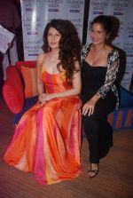 Sangeeta Bijlani, Sushma Reddy at Anita Dongre Show at lakme fashion week 2012 Day 3 in Grand Hyatt, Mumbai on 4th March 2012 (88).JPG