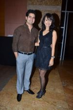 Karan Mehra, Nisha Jamwal at Anita Dongre Show at lakme fashion week 2012 Day 3 in Grand Hyatt, Mumbai on 4th March 2012 (193).JPG