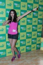 Maia Hayden Kingfisher model at Puma event in Breach Candy on 4th March 2012 (17).JPG