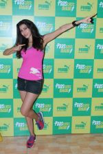 Maia Hayden Kingfisher model at Puma event in Breach Candy on 4th March 2012 (22).JPG