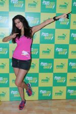 Maia Hayden Kingfisher model at Puma event in Breach Candy on 4th March 2012 (23).JPG