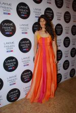 Sangeeta Bijlani at Anita Dongre Show at lakme fashion week 2012 Day 3 in Grand Hyatt, Mumbai on 4th March 2012 (232).JPG