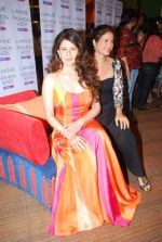 Sangeeta Bijlani at Anita Dongre Show at lakme fashion week 2012 Day 3 in Grand Hyatt, Mumbai on 4th March 2012 (320).JPG