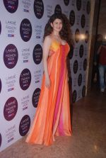 Sangeeta Bijlani at Anita Dongre Show at lakme fashion week 2012 Day 3 in Grand Hyatt, Mumbai on 4th March 2012 (46).JPG