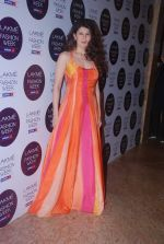 Sangeeta Bijlani at Anita Dongre Show at lakme fashion week 2012 Day 3 in Grand Hyatt, Mumbai on 4th March 2012 (47).JPG