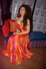 Sangeeta Bijlani at Anita Dongre Show at lakme fashion week 2012 Day 3 in Grand Hyatt, Mumbai on 4th March 2012 (92).JPG