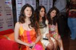 Sangeeta Bijlani, Anita Dongre, Urmila Matondkar at Anita Dongre Show at lakme fashion week 2012 Day 3 in Grand Hyatt, Mumbai on 4th March 2012 (319).JPG