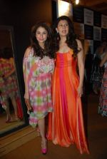 Sangeeta Bijlani, Urmila Matondkar at Anita Dongre Show at lakme fashion week 2012 Day 3 in Grand Hyatt, Mumbai on 4th March 2012 (287).JPG