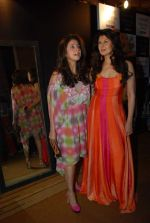 Sangeeta Bijlani, Urmila Matondkar at Anita Dongre Show at lakme fashion week 2012 Day 3 in Grand Hyatt, Mumbai on 4th March 2012 (289).JPG