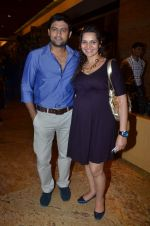 Shweta Kawatra, Manav Gohil at Anita Dongre Show at lakme fashion week 2012 Day 3 in Grand Hyatt, Mumbai on 4th March 2012 (222).JPG