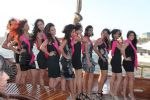 at Beauty contest Atharva Princess 25 finalists boat party in Gateway of India on 5th March 2012 (13).JPG