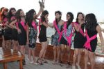 at Beauty contest Atharva Princess 25 finalists boat party in Gateway of India on 5th March 2012 (14).JPG