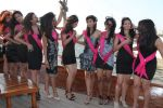 at Beauty contest Atharva Princess 25 finalists boat party in Gateway of India on 5th March 2012 (15).JPG