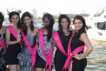 at Beauty contest Atharva Princess 25 finalists boat party in Gateway of India on 5th March 2012 (17).JPG