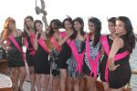 at Beauty contest Atharva Princess 25 finalists boat party in Gateway of India on 5th March 2012 (19).JPG