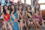 at Beauty contest Atharva Princess 25 finalists boat party in Gateway of India on 5th March 2012 (21).JPG