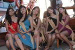 at Beauty contest Atharva Princess 25 finalists boat party in Gateway of India on 5th March 2012 (22).JPG