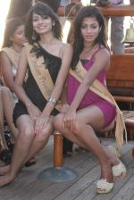 at Beauty contest Atharva Princess 25 finalists boat party in Gateway of India on 5th March 2012 (24).JPG
