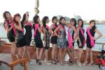 at Beauty contest Atharva Princess 25 finalists boat party in Gateway of India on 5th March 2012 (27).JPG