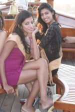 at Beauty contest Atharva Princess 25 finalists boat party in Gateway of India on 5th March 2012 (28).JPG