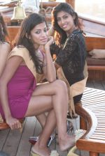 at Beauty contest Atharva Princess 25 finalists boat party in Gateway of India on 5th March 2012 (29).JPG
