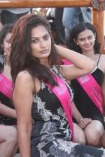 at Beauty contest Atharva Princess 25 finalists boat party in Gateway of India on 5th March 2012 (36).JPG