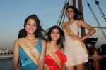 at Beauty contest Atharva Princess 25 finalists boat party in Gateway of India on 5th March 2012 (42).JPG
