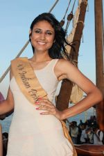 at Beauty contest Atharva Princess 25 finalists boat party in Gateway of India on 5th March 2012 (44).JPG