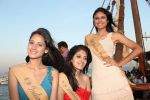 at Beauty contest Atharva Princess 25 finalists boat party in Gateway of India on 5th March 2012 (45).JPG