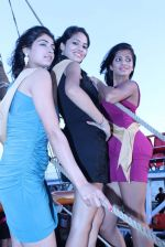 at Beauty contest Atharva Princess 25 finalists boat party in Gateway of India on 5th March 2012 (47).JPG