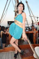 at Beauty contest Atharva Princess 25 finalists boat party in Gateway of India on 5th March 2012 (52).JPG