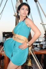 at Beauty contest Atharva Princess 25 finalists boat party in Gateway of India on 5th March 2012 (53).JPG